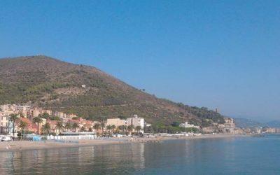 Ceriale, mare e spiaggia della località turistica