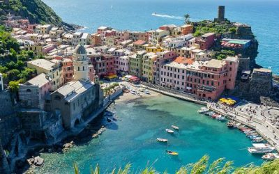Liguria, posti romantici da visitare