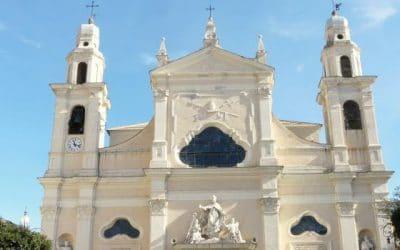 Pietra Ligure: centro storico e caruggi