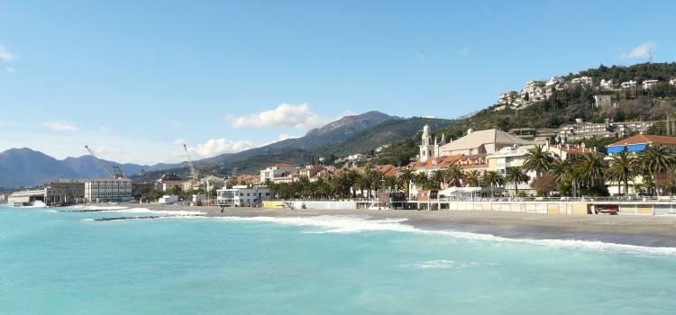 Spiagge Pietra Ligure