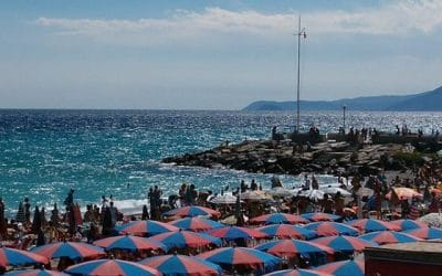 Finale ligure, spiagge libere e private