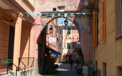 Varazze: centro storico e origini del borgo
