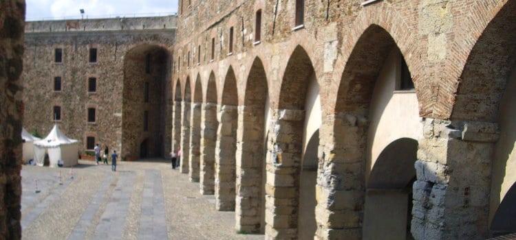 Palazzo della Loggia Priamar