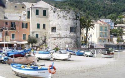 Spiaggia a Laigueglia: libera, eco friendly e attrezzata