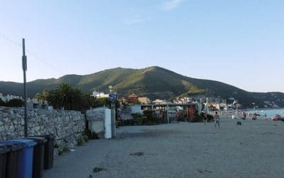 Spotorno: spiagge libere e private