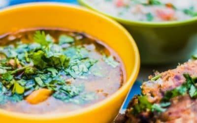 Ciuppin di Spotorno, la zuppa di pesce ligure