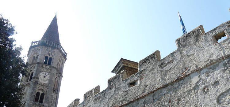 Le mura di Finalborgo