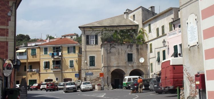 Gorra, frazione di Finale Ligure