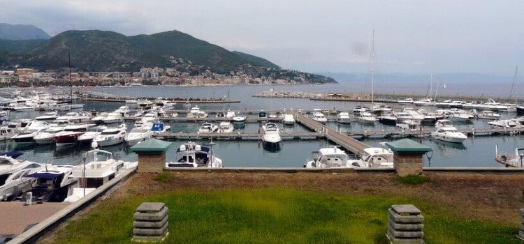 Marina di Varazze Panoramica