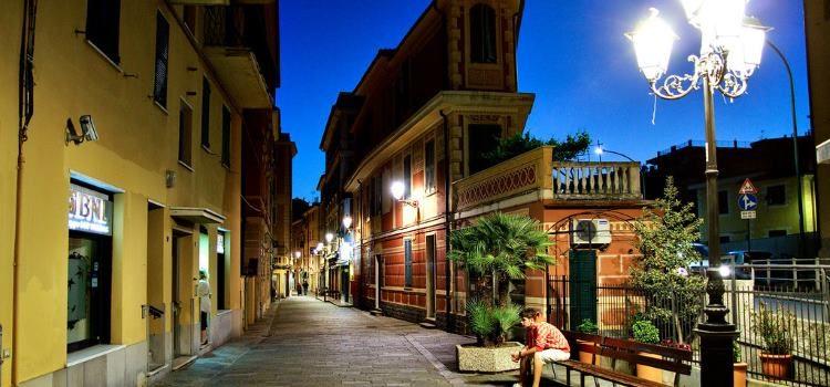 Varazze-centro-storico